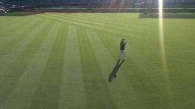 Angel Stadium, section: P237