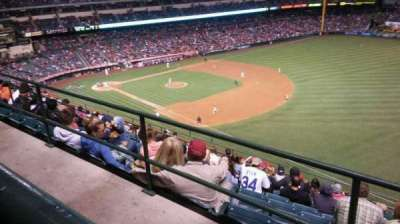 Angel Stadium section V532