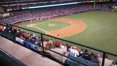Angel Stadium, section: V532