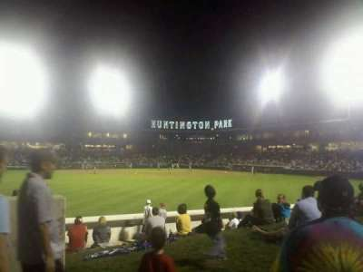 Huntington Park section Lawn