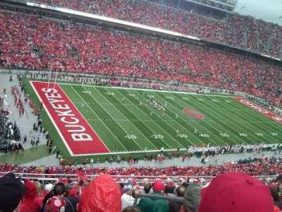 Ohio Stadium, section: 28c