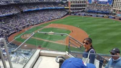 PETCO Park, section: Ur315, row: 10, seat: 1