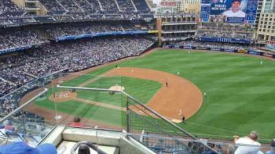 PETCO Park, section: UR 315, row: 10, seat: 2