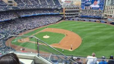 PETCO Park, section: UR 315, row: 10, seat: 3