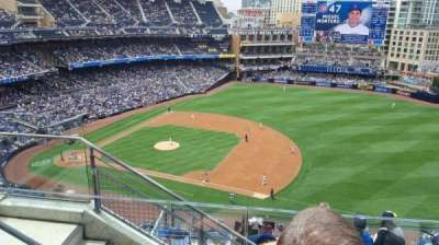 PETCO Park, section: UR315, row: 10, seat: 4