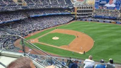PETCO Park, section: UR315, row: 10, seat: 5