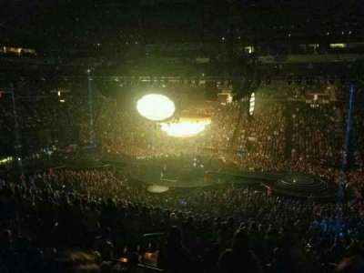 US Bank Arena, section: 232, row: F, seat: 16