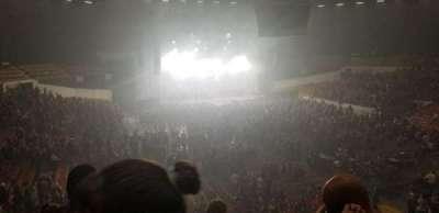 Coliseum at Alliant Energy Center, section: 320, row: E, seat: 1
