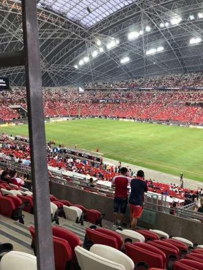 Photos From Singapore Indoor Stadium