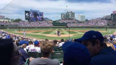 Wrigley Field section 118