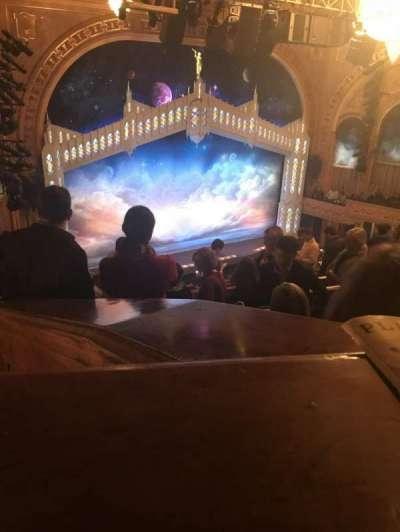 Eugene O'Neill Theatre, section: MEZZL, row: J, seat: 11