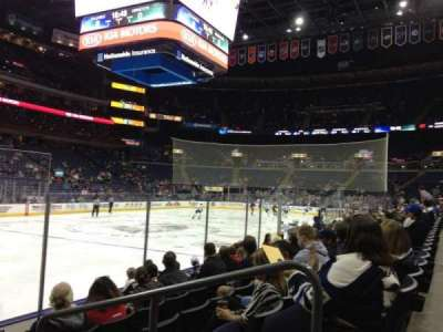 Nationwide Arena section 106