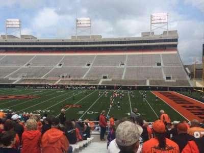 Boone Pickens Stadium, section: 202, row: 15, seat: 50
