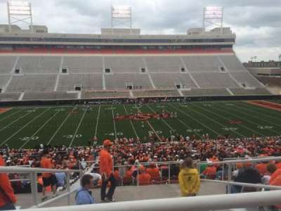 Boone Pickens Stadium, section: 306, row: 10, seat: 22