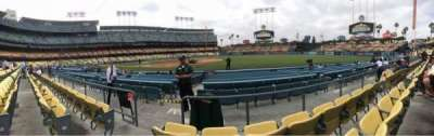 Dodger Stadium, section: 32FD, row: C, seat: 2
