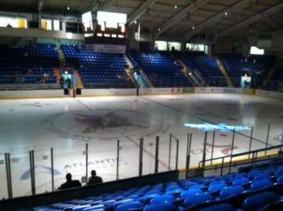 Cambria County War Memorial Arena, section: 14, row: M, seat: 6