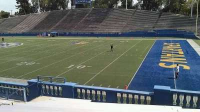 CEFCU STADIUM section 107