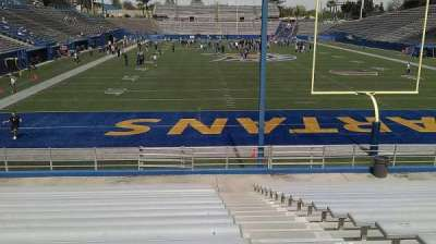 CEFCU STADIUM section 3S