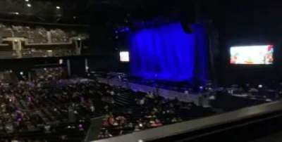 The SSE Hydro section 216