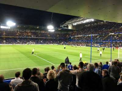 Stamford Bridge, section: SL6, row: 13, seat: 164