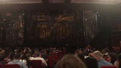 Broadway Theatre - 53rd Street, section: ORCH, row: T, seat: 1