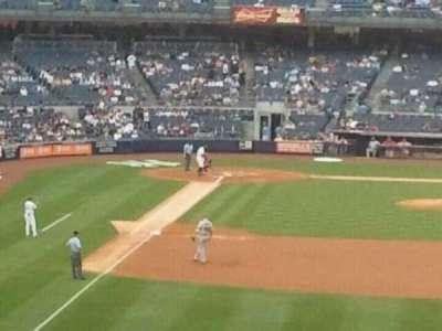 Yankee Stadium, section: 206, row: 3, seat: 6