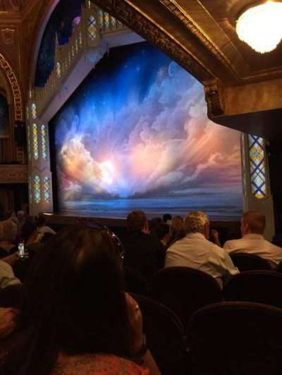 Eugene O'Neill Theatre, section: Orchestra, row: J, seat: 26