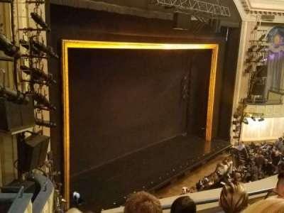 Ambassador Theatre, section: FMezz, row: D, seat: 17
