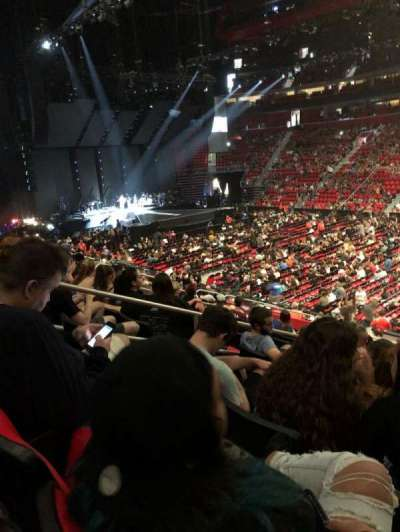 Little Caesars Arena, section: 120, row: 17, seat: 3