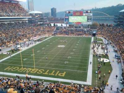 Heinz Field section 526