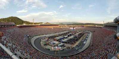 Bristol Motor Speedway section Wallace Tower - A