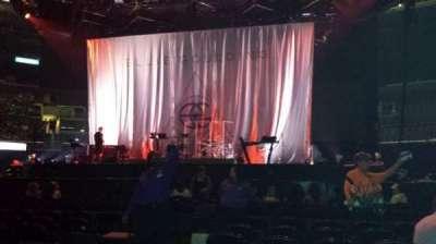 Staples Center, section: Floor 3, row: 13, seat: 10-12