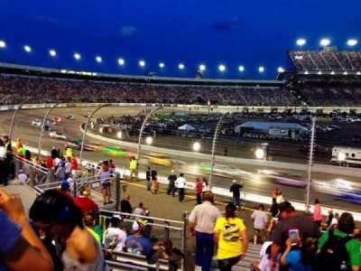 Richmond International Raceway, section: Henrico ZZ, row: 17, seat: 1