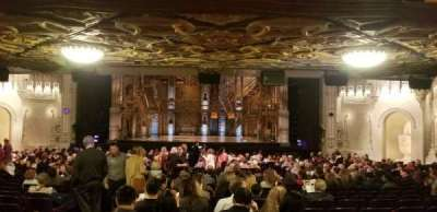 Orpheum Theatre (San Francisco), section: Orchestra LC, row: CC, seat: 104