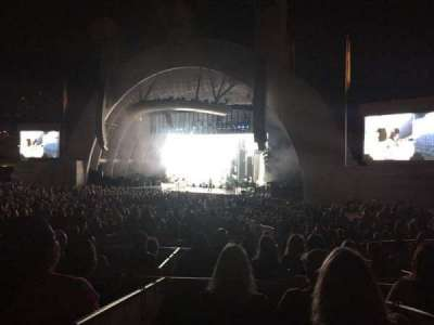 Hollywood Bowl section Terrace 2