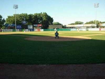 Northwestern Medicine Field section Umpire