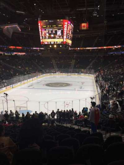 T-Mobile Arena section 1