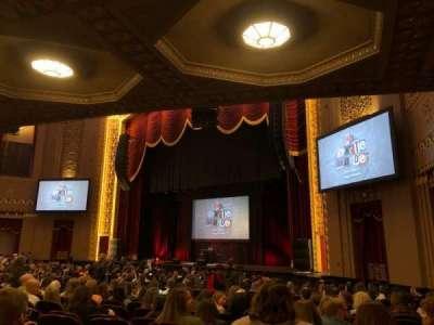 Stifel Theatre, section: Orchestra R, row: Y, seat: 14