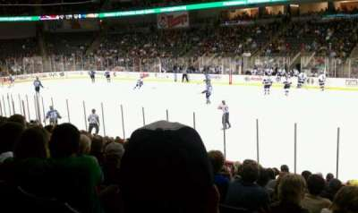 Huntington Center, section: 116, row: P, seat: 2