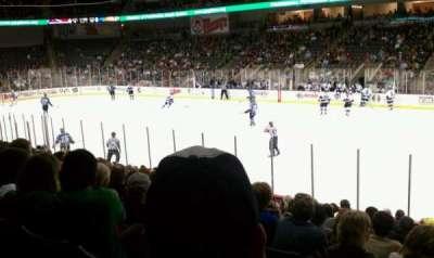 Huntington Center, section: 116, row: P, seat: 2