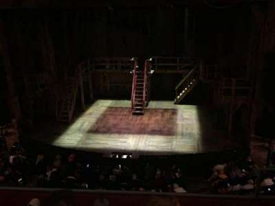 Richard Rodgers Theatre, section: FMEZZ, row: C, seat: 101