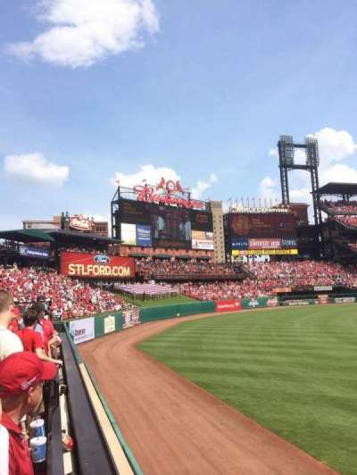 Busch Stadium section 171