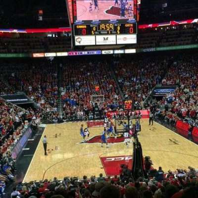 KFC Yum! Center section 101