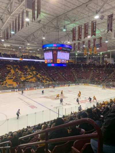 3M Arena at Mariucci section 10