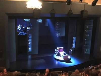 Music Box Theatre section Mezz Left