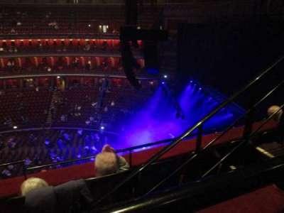 Royal Albert Hall section Rausing Circle Y