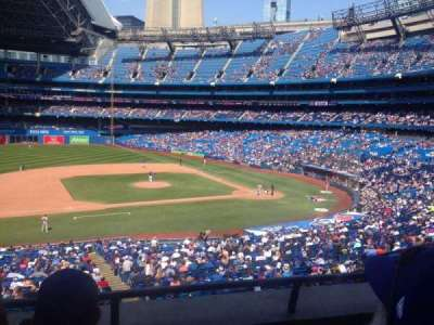 Rogers Centre section 231R