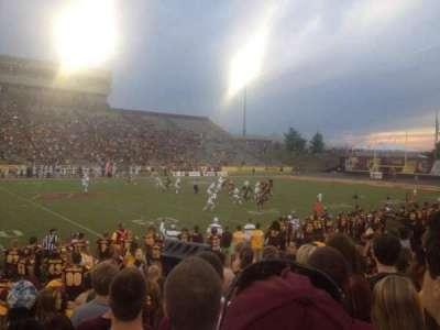 Kelly Shorts Stadium, section: W