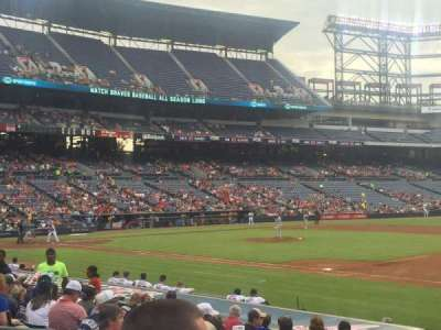 Turner Field, section: 117R, row: 16, seat: 5