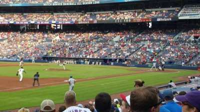Turner Field, section: 122R, row: 16, seat: 13